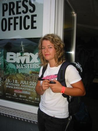ShareRebecca Berg fuhr bei den BMX Masters im größten weiblichen Starterfeld der BMX-Geschichte. Unter 18...