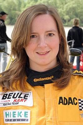 Simone Schuft hat ihr eigenes Racing-Team.