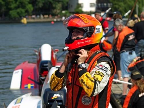 Powerfrau Simone Schuft brachte die neue Rennserie ADAC Formel 4 Masters nach Deutschland.