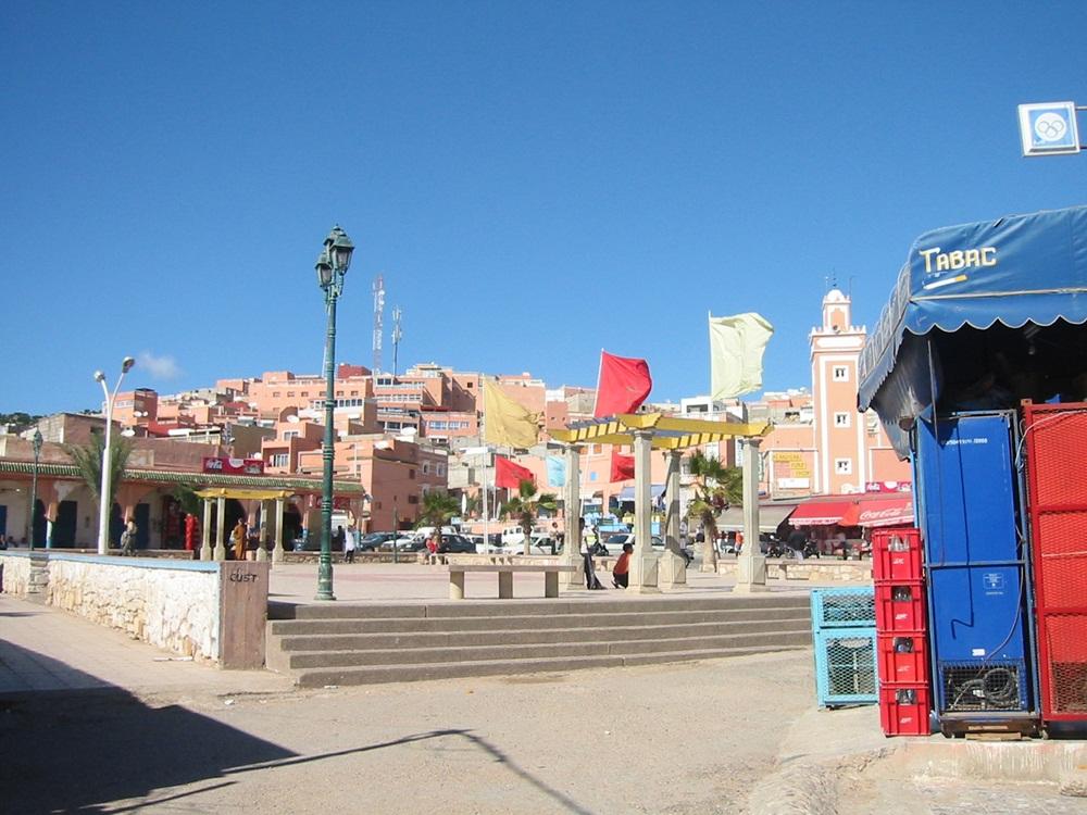 Marktplatz Taghazout
