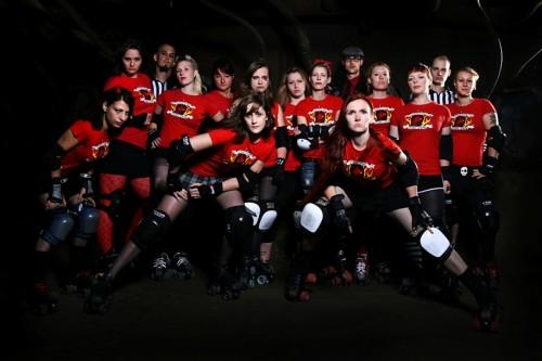 Team Devil Dolls Essen