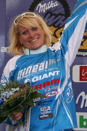 Ob sich Antje Kramer 2011 den deutschen Meisterschaftstitel wiederholt? Foto: Frank Bartsch