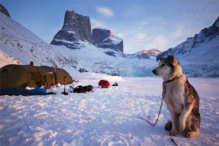 Mehr über die Baffin Babes und ihre Expedition erfahren wir auf der Tour des European Outdoor Film Festivals. Pressefoto/ EOFF