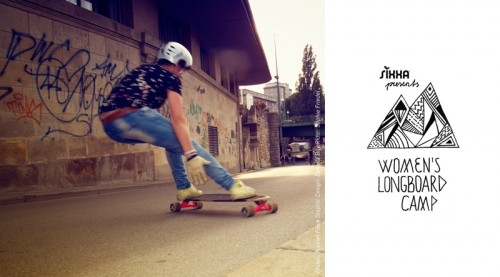 SIXXA-Longboard-Camp is for women - organized by women. Foto: SIXXA