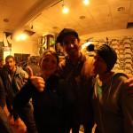 Jessica, Chris, Banû – Markit Zero DVD premiere at 4130 BMX Company Shop