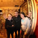 Jessica, Ruben, Banû – Markit Zero DVD premiere at 4130 BMX Company Shop
